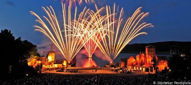 Störtebeker Festspiele auf Rügen