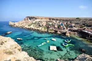 Malta Anchor Bay