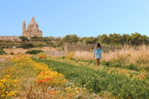 Ta-Pinu Church Gozo Malta