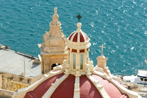 TaLiesse Church Valetta Malta