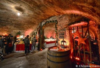 Mosel-Wein-Nachts-Markt in Traben-Trarbach