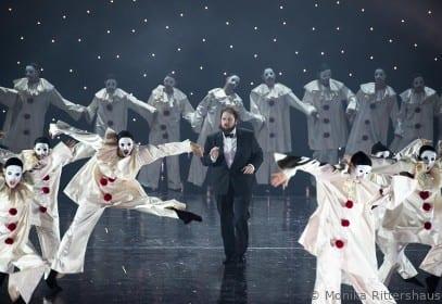 """komische Operette """"Candide"""" von Leonard Bernstein in der Komischen Oper Berlin"""