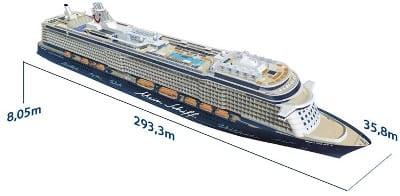 Mein Schiff 3 Grundriss