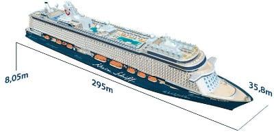 Mein Schiff 5 Grundriss