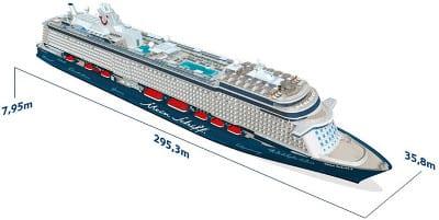 Mein Schiff 6 Grundriss