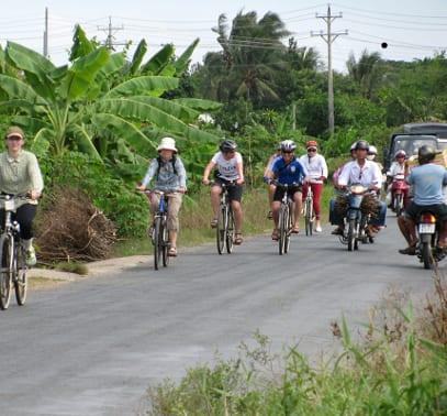 """Gebeco Radreise """"Vietnam per Rad und Rikscha"""""""