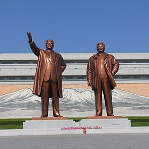 Rundreise Nordkorea Gebeco