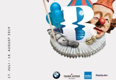 Bregenzer Festspiele Plakat