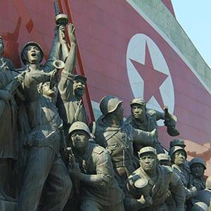 Nordkorea Rundreise Gebeco