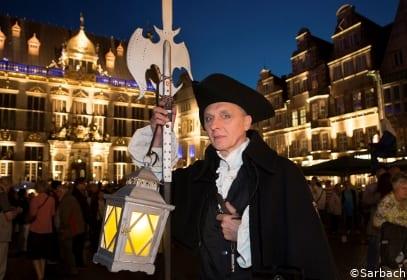 Der Nachtwächter zu Bremen