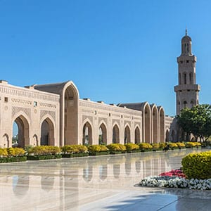 Rundreise Oman Mochee