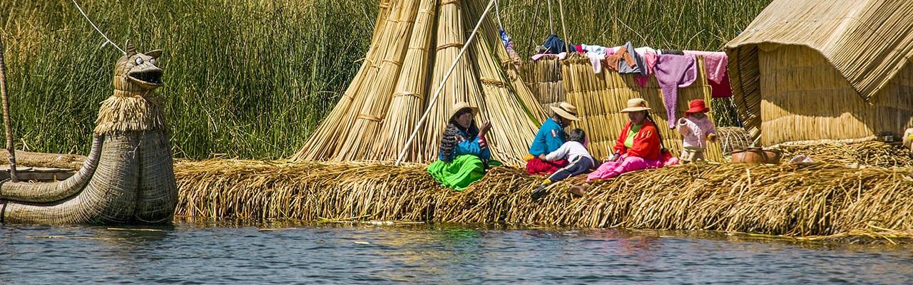 themenjahr 2020 Peru Titicacasee