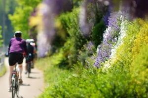 Radreise nach Italien