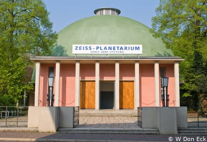 Zeiss Planetarium in Jena