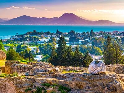 Tunis Hauptstadt
