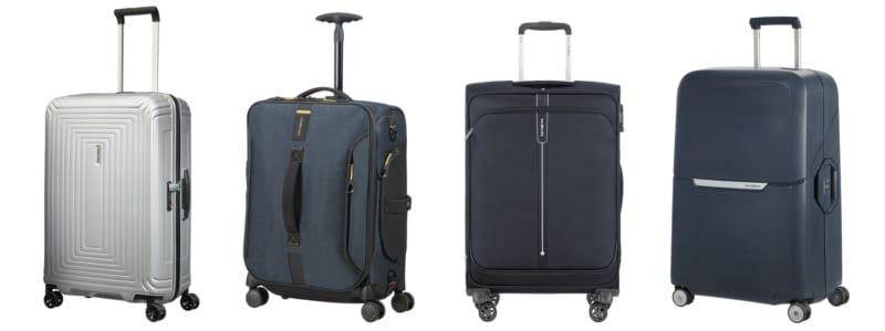 Samsonite Koffer Costa Rica