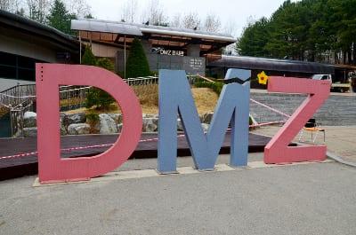 Korea Demilitarisierte Zone - Reise