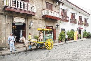 Phillipinen - Manilia - auf einer Erlebnisreise mit Gebeco entdecken