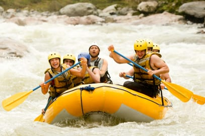 goXplore Abenteuerreisen für junge Leute - Active