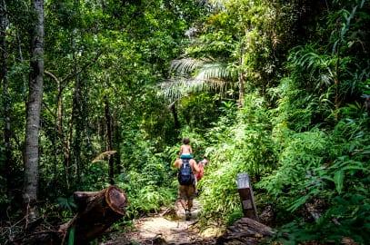 goXplore Abenteuerreisen für junge Leute - Family