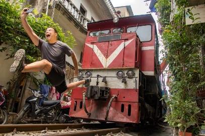 goXplore Abenteuerreisen für junge Leute - Rail