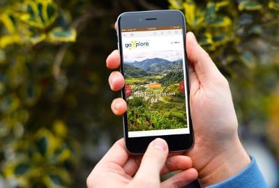 Bestell' dir den goXplore Newsletter für Abenteuerreisen!