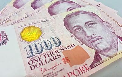 Singapur Dollar