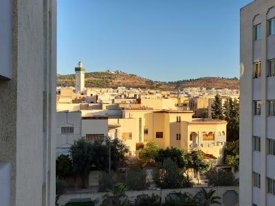 Marokko Gruppenreise - Fès Ausblick Hotel