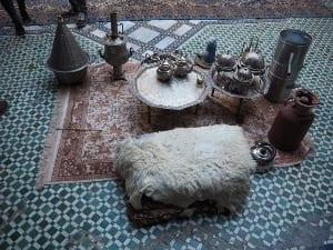 Marokko Teezeremonie - Gebeco Gruppenreise