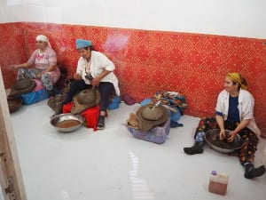 Marokko Arganoel Kooperativa