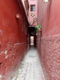 Marokko Gruppenreise mit Gebeco - Meknès Altstadt