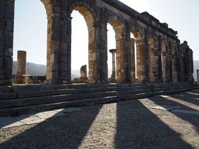 Marokko Gruppenreise mit Gebeco - Volubilis