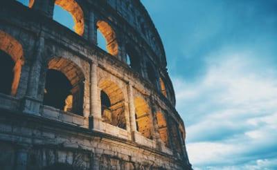Studienreisen Italien - Rom, Kolosseum