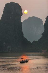 Halong-Bucht Vietnam