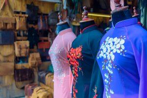 Maßgeschneiderte Kleidung aus Hanoi