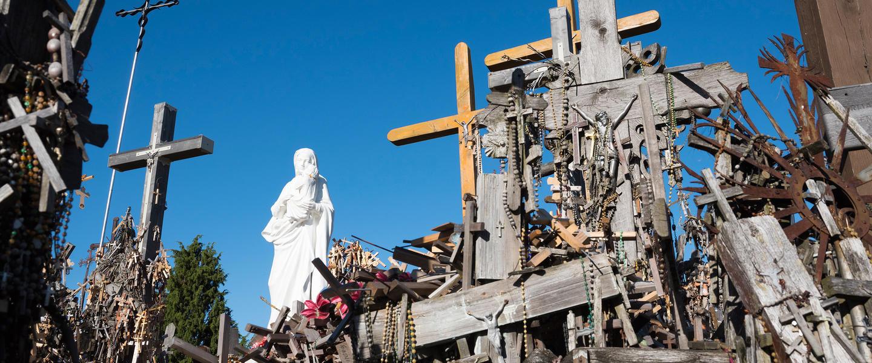 Gruppenreise Baltikum - Berg der Kreuze