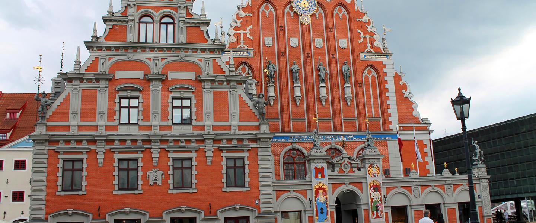 Gruppenreise Baltikum - Schwarzhäupterhaus