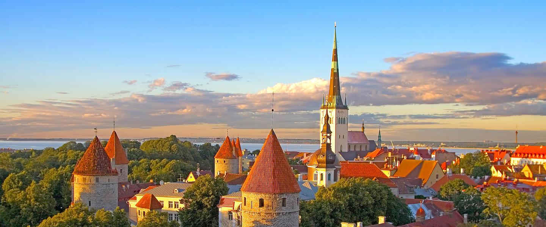 Gruppenreise Baltikum - Tallin