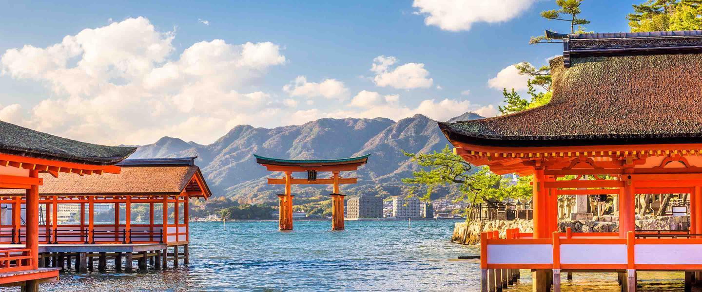 Gruppenreise Japan - Schwimmendes Tor