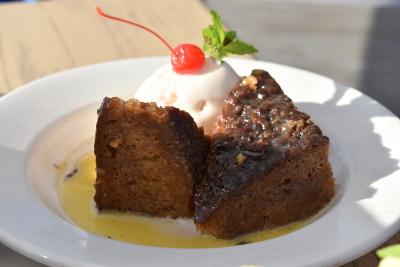 Namibia - Malva Pudding