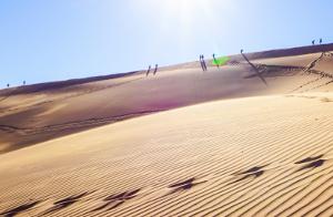 Namibia Gruppenreise Wüste
