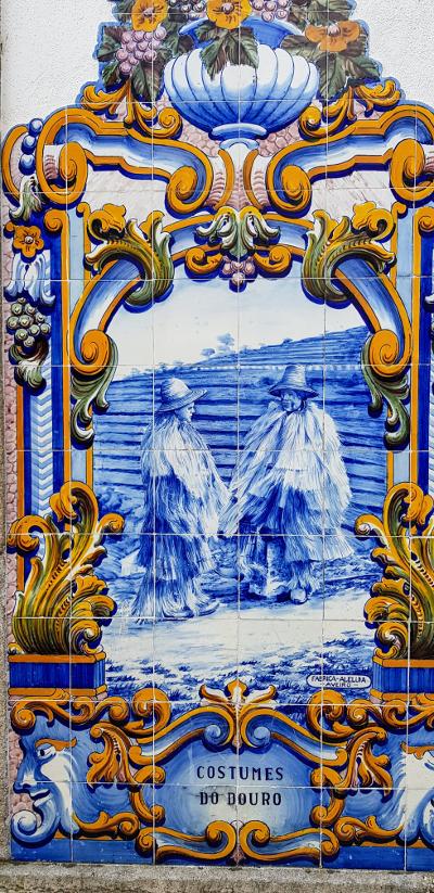Portugal Gruppenreisen Keramik