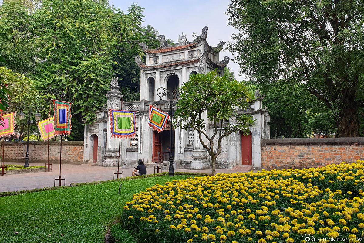 Reisebericht Vietnam - Hanoi