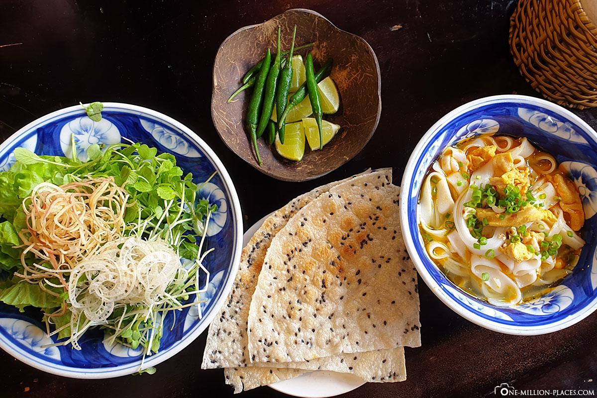 Reisebericht Vietnam Kulinarik