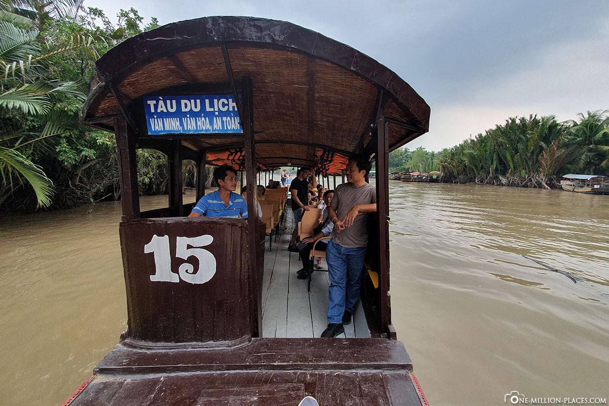 Reisebericht Vietnam Mekong-Delta