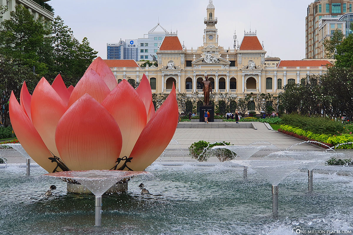 Reisebericht Vietnam Saigon