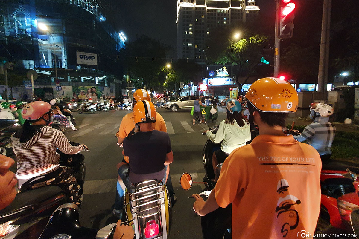 Reisebericht Vietnam Vespa-Tour Saigon