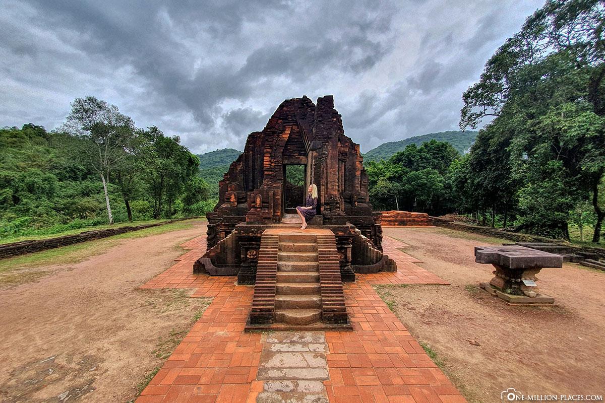 Reisebericht Vietnam Tempelstadt My Son