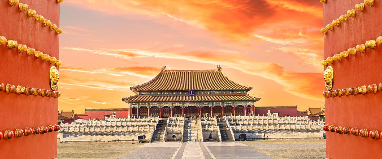 Gruppenreise China: Verbotene Stadt