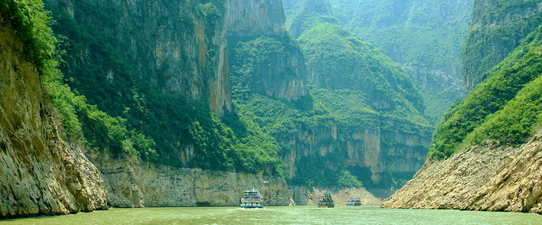 Gruppenreise China: Yangtze Schlucht